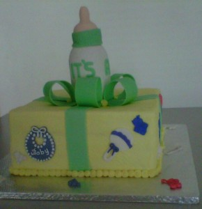 CAKES AND CUPCAKES FOR BABY SHOWERS OR BABY DEDICATIONS