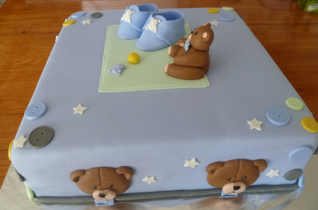 Baby Shower Cake Delivery London
