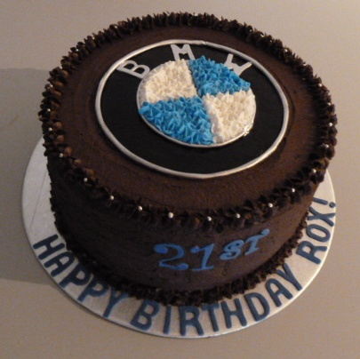 Man cakes mulberry cakes and cupcakes for Mercedes benz cake design